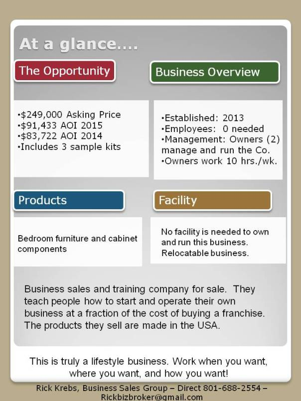 Teaser Business Training Company